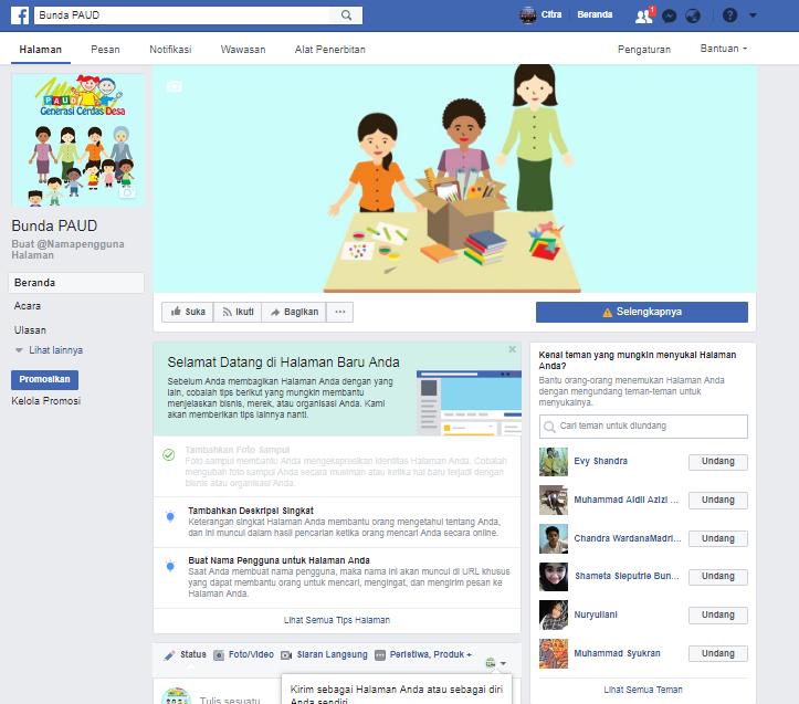 Cara Mendapatkan Uang Dari Facebook Dengan Membuat Fanspage Secercah Ilmu