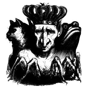 Goetia - Bael (ilustração)