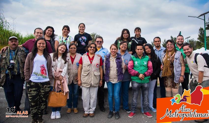 Gracias por participar en el 10° Festival Alas Metropolitanas