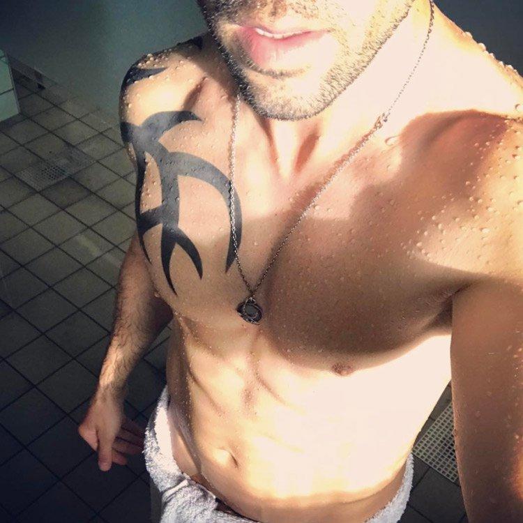 elyas m barek nackt penis