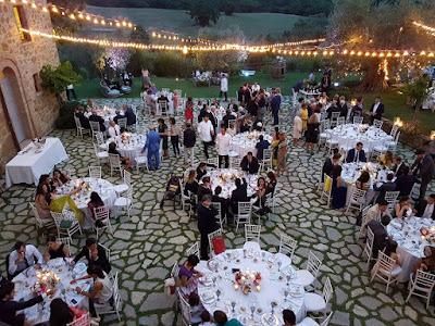 Ricevimenti di matrimonio nel Borgo