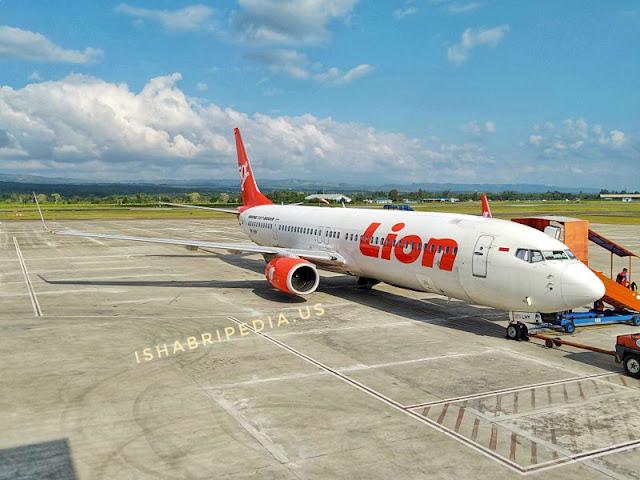 "Penyesuaian Rencana Layanan Rute Domestik ""Exemption Flight"" Lion Air Group"