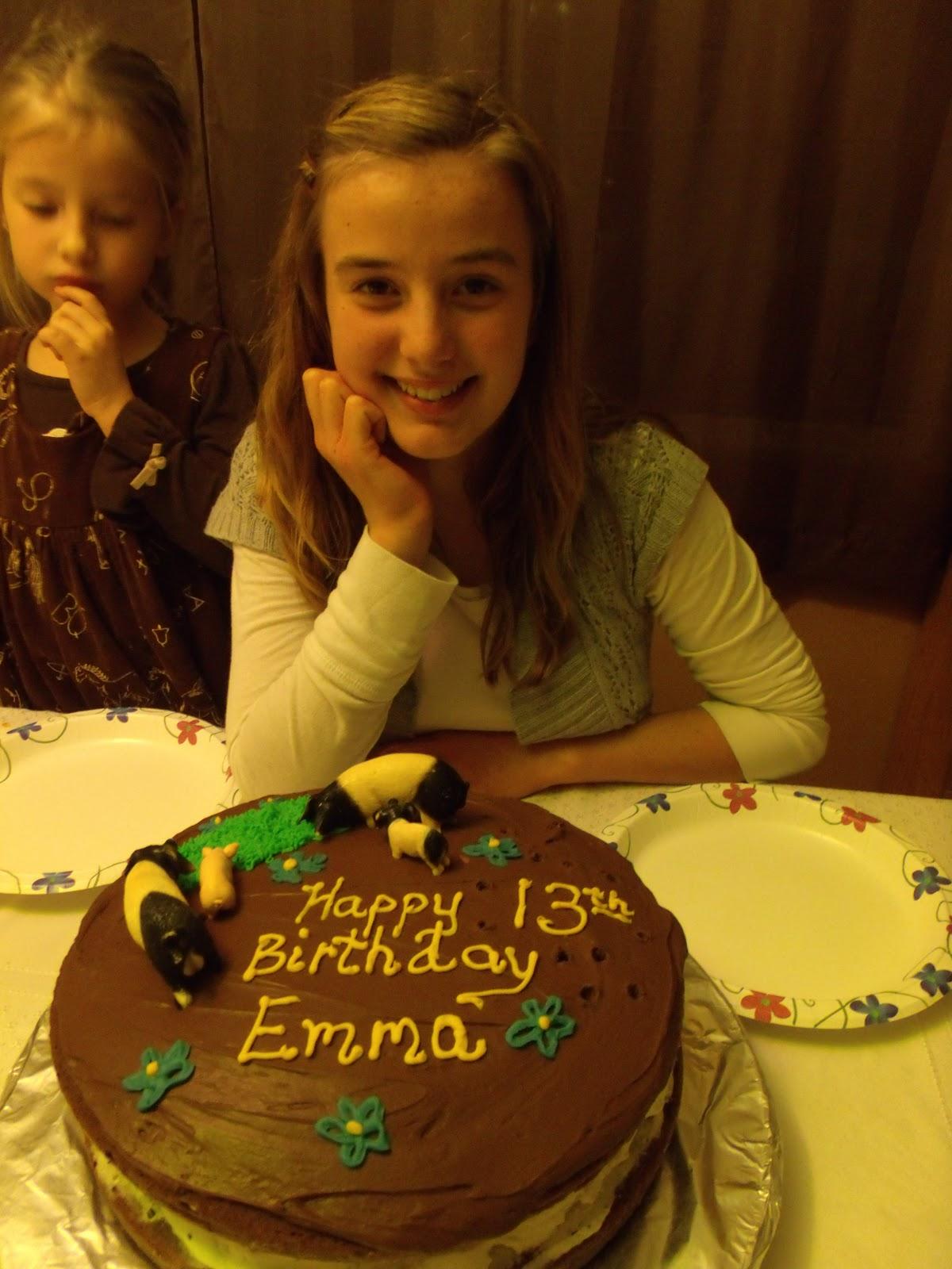 Beyond Blessed 10 Emma S 13th Birthday Celebration