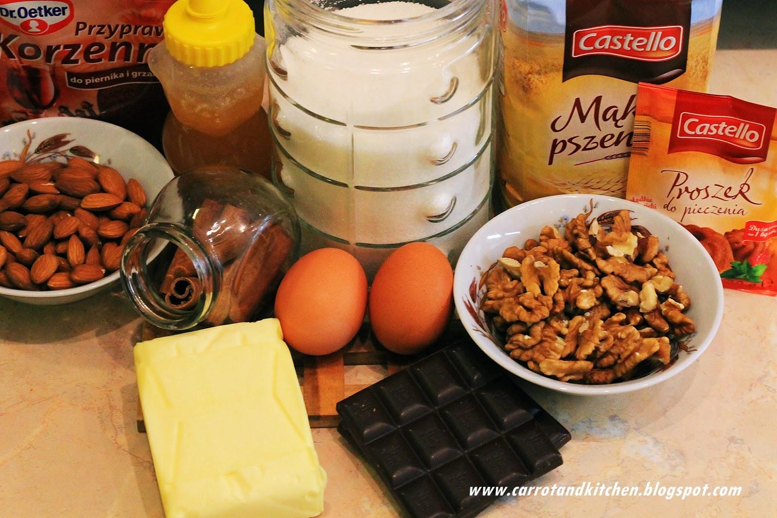 Ciasteczka korzenno-cynamonowe