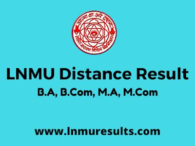 lnmu distance result