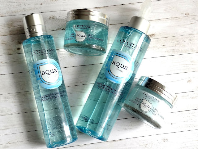 L'Occitane Aqua Reotier Skincare Collection