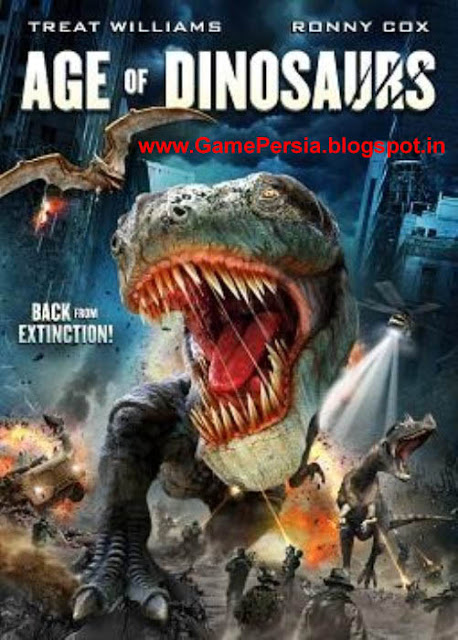 Age of Dinosaurs ปลุกชีพไดโนเสาร์ถล่มเมือง