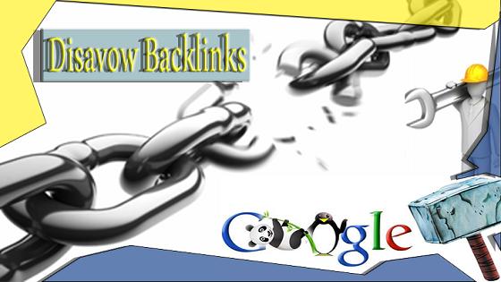 كيفية إزالة روابط الخلفية الضارة Backlinks Disavow