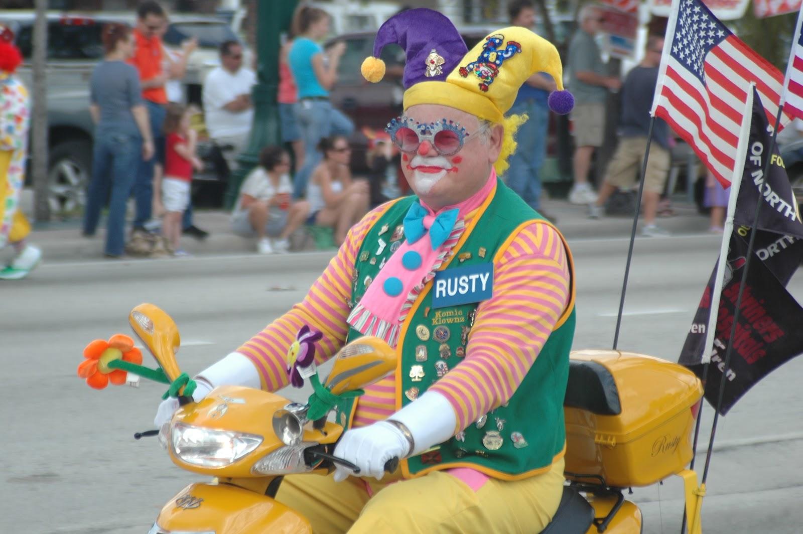 South Florida Guy 75th Annual Orange Blossom Parade Davie