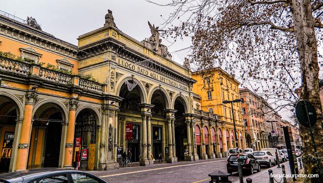Teatro Arena del Sole, Bolonha