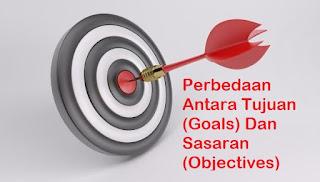 Perbedaan Antara Tujuan (Goals) Dan Sasaran (Objective) Dalam Pemasaran