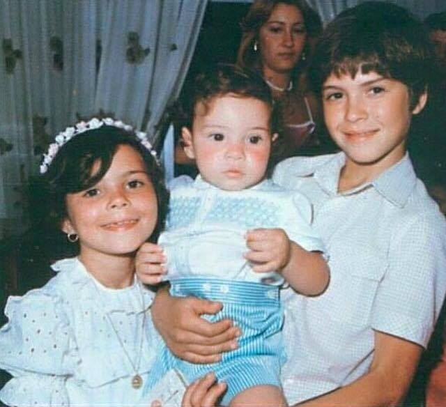 David Bisbal, cumpleanos, hermana, hermanos