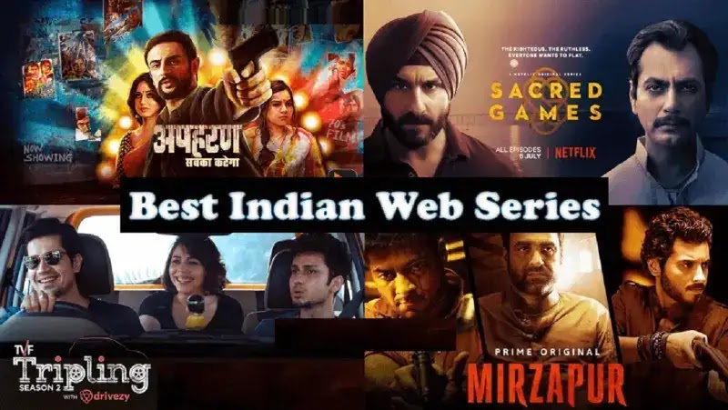 index of Hindi Tv Series