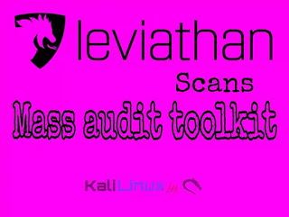leviathan scan