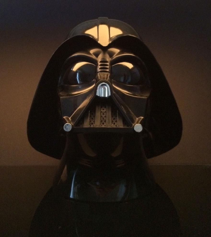 Ultra Tendencias: Bola de discoteca Darth Vader para animar tus ...
