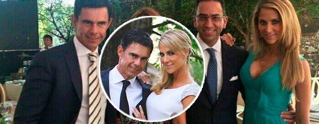 """Inés Sainz es esposa de Héctor Pérez """"beneficiario de contratos millonarios"""" con el gobierno de Peña Nieto"""