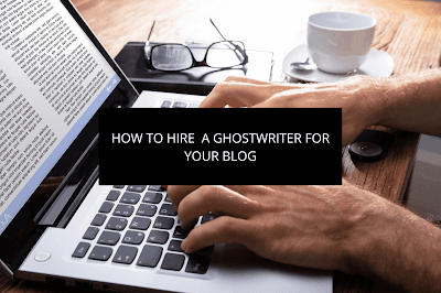 hire ghostwriter for blog