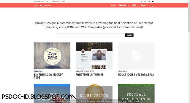 Pas banget kali ini akan aku bagikan beberapa situs keren dan terbaik pokoknya untuk kep 41 Situs terbaik untuk Desain Grafis (Update)