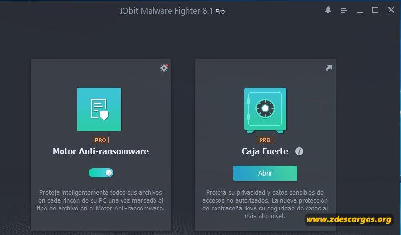 IObit Malware Fighter Pro 2020 Full Español