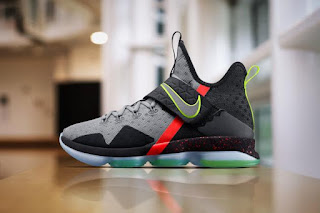 LeBron James, Kyrie Irving, Carmelo Anthony Debut Signature Shoes on  Christmas