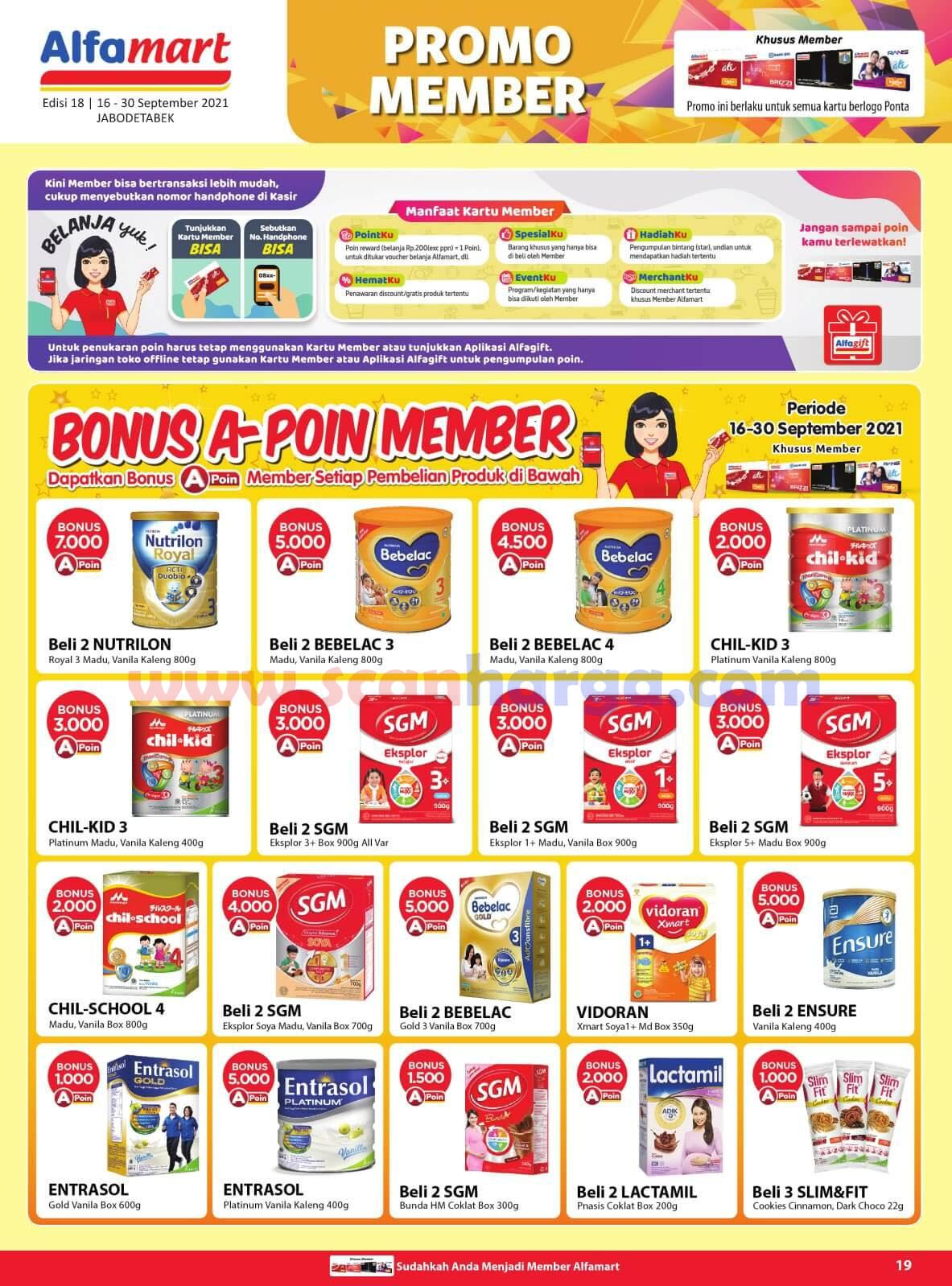 Katalog Promo Alfamart 16 - 30 September 2021 19