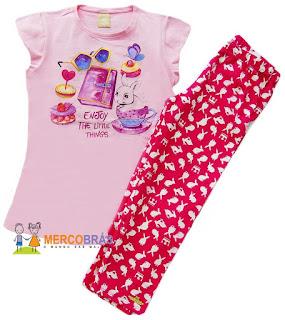 Distribuidores de moda infantil do Brás