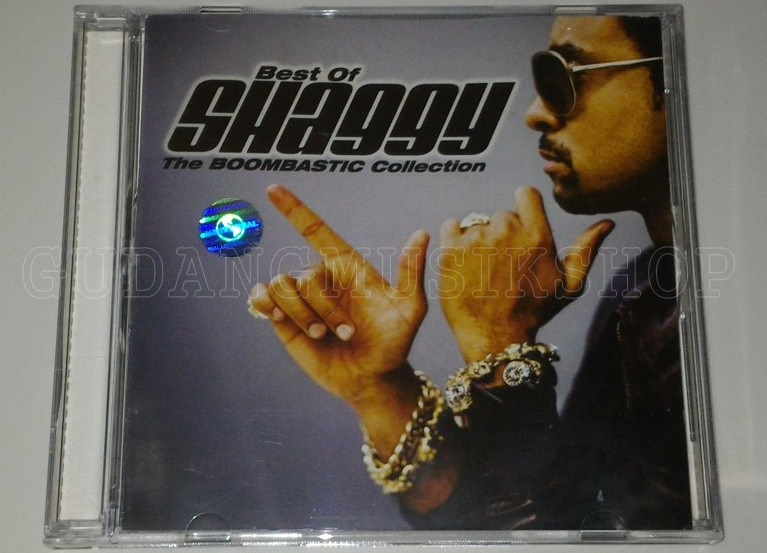 cd shaggy best of the boombastic collection
