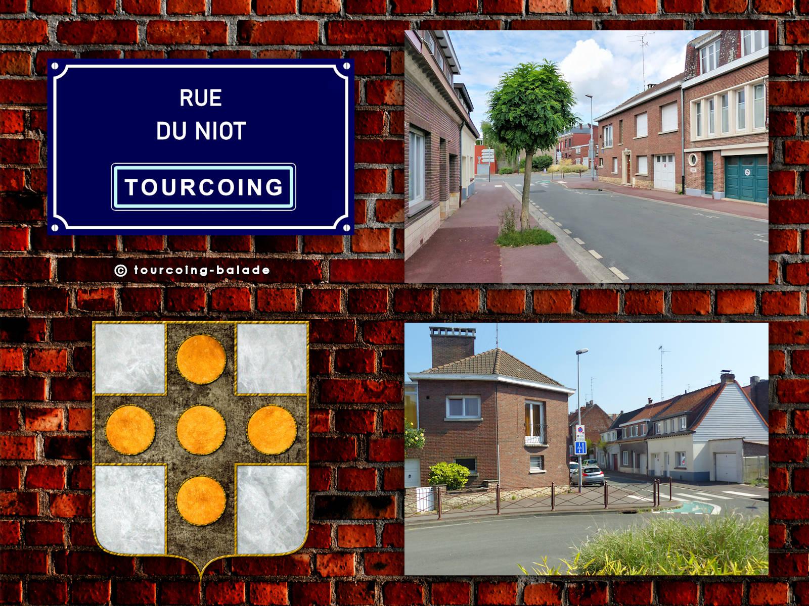 Tourcoing, Rue du Niot