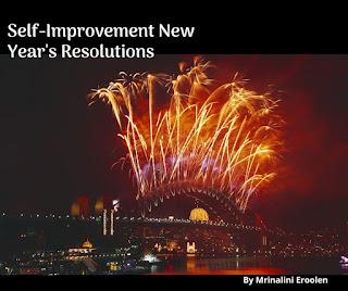 Self-Improvement New Year's Resolutions