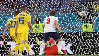 Θρίαμβος της Αγγλίας στο Ολίμπικο 4-0 την Ουκρανία και τώρα Δανία στα ημιτελικά του EURO 2020