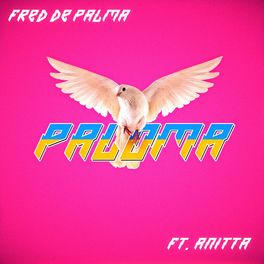 Paloma – Fred De Palma (feat. Anitta) Mp3 CD Completo