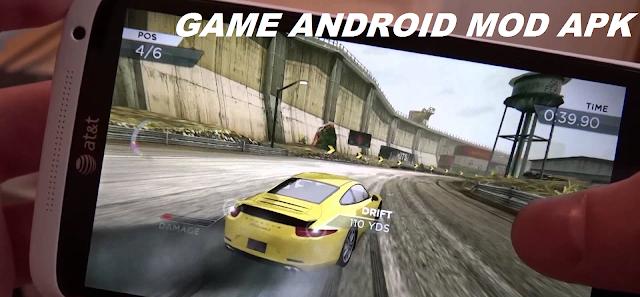 Kumpulan Game Android Mod Apk Ukuran Kecil