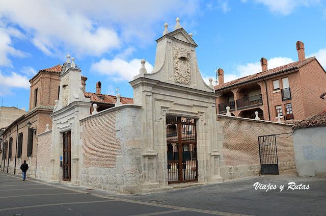 Palacio del Almirante de Medina del Campo