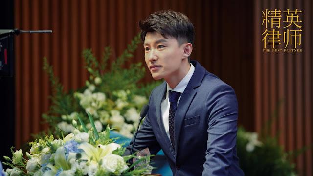 the best partner china legal drama dai xu