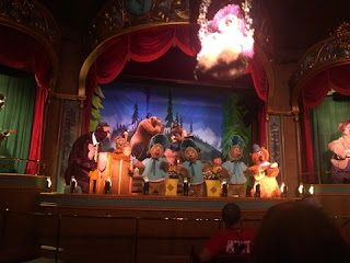 Country Bear Jamboree Finale Magic Kingdom 2018
