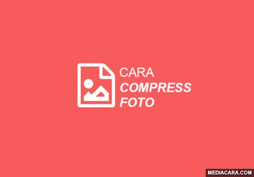 Cara memperkecil ukuran gambar/foto tanpa mempengaruhi kualias
