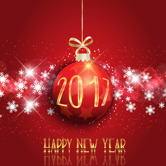 Happy New Year Wishes 2017 for Family Members