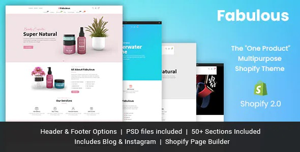 Best Single Product eCommerce Shopify Theme