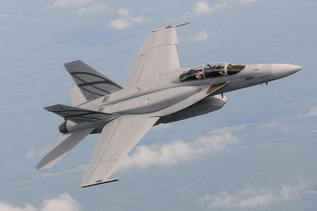 Boeing Super Hornet Block III.