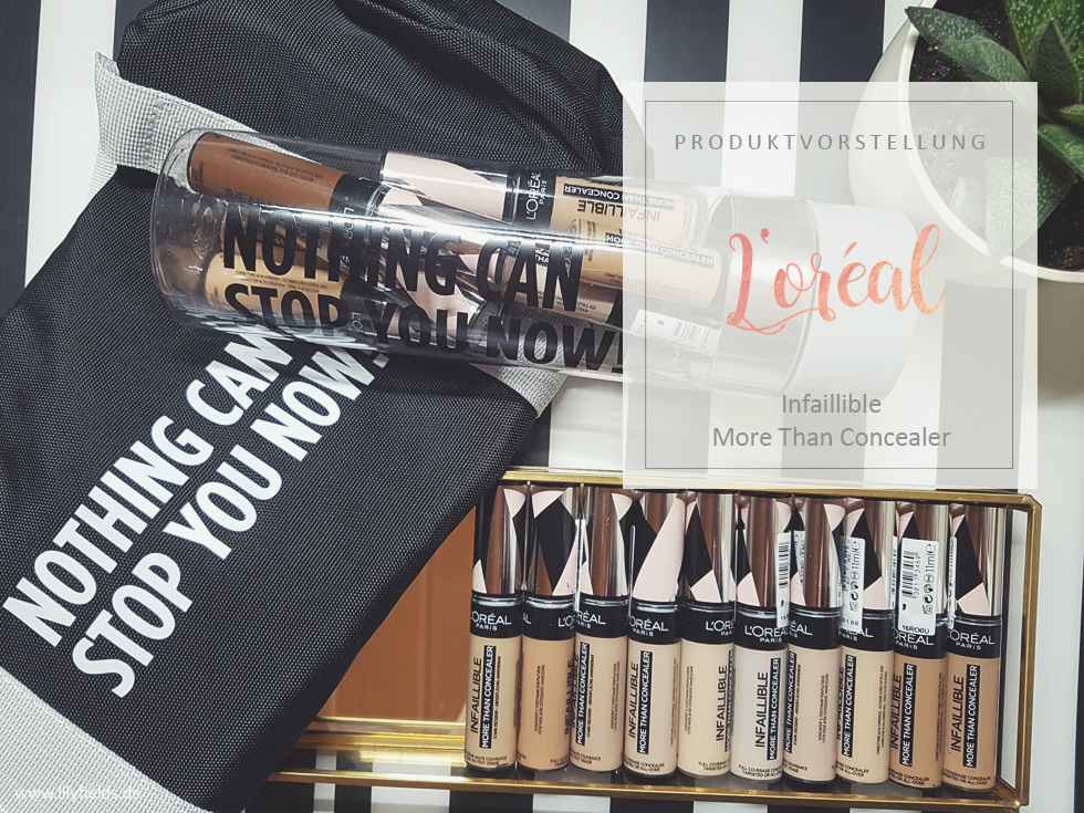 [Review] L'Oreal - Infaillible More Than Concealer