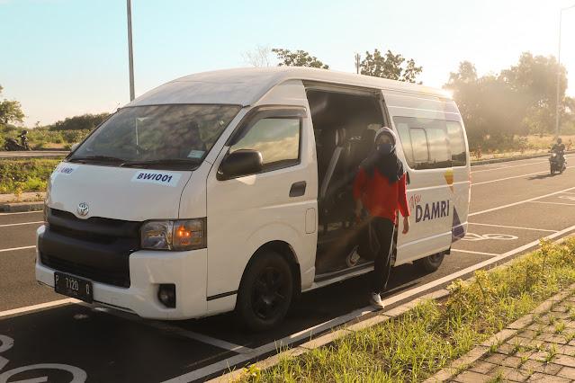 Kupas Tuntas Transportasi Selama Jelajah Banyuwangi
