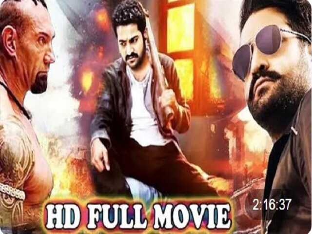 Jr. NTR Blockbuster South indian