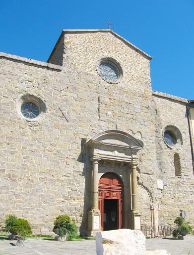 Duoumo de Cortona, Toscana