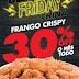 "Família Frango Crispy do China in Box entra na ""Black Friday"""