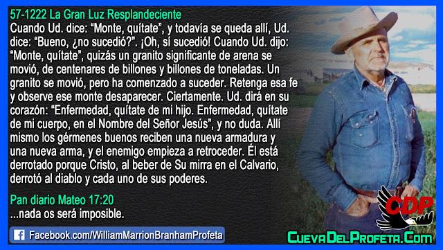 La cura contra toda enfermedad - William Branham en Español