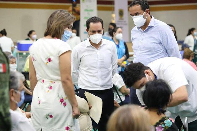 Acusa MORENA a Vila de violar la veda electoral; pide al INE medidas cautelares