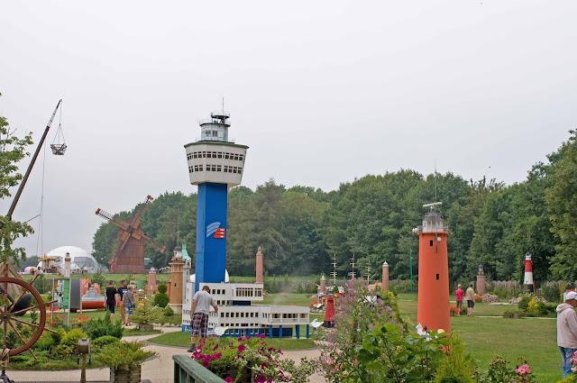 Park Miniatur Latarni Niechorze czynny jest codzinnie