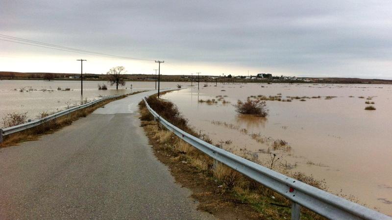 Υποβολή δικαιολογητικών για καταγραφή ζημιών αγροτικών επιχειρήσεων από τις πλημμύρες