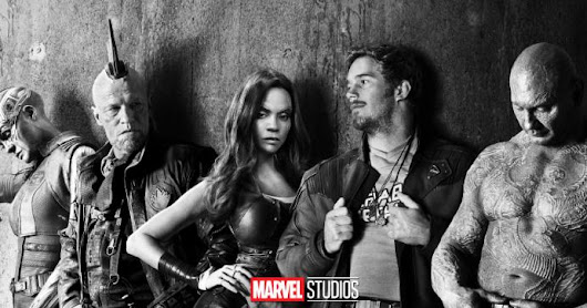 """Guardians of the Galaxy Vol 2"" Review by Tim Hellman"