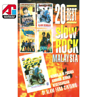 Various Artists - 20 Best Slow Rock Malaysia - Album (2000) [iTunes Plus AAC M4A]